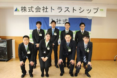 2020年4月1日 新卒社員入社式 開催報告